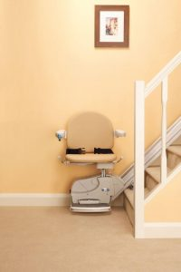 New Handicare Simplicity Straight Stairlift