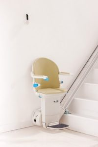 New Handicare Simplicity + Straight Stairlift