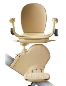 New Brooks/Acorn 130 Straight Stairlift