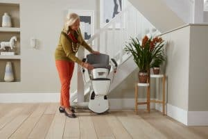 Flow 2 stairlifts