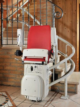 A Helping Hand At Home Stairlift Services Multicare