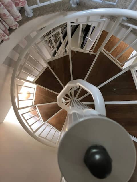 Curved Stairlift Colne