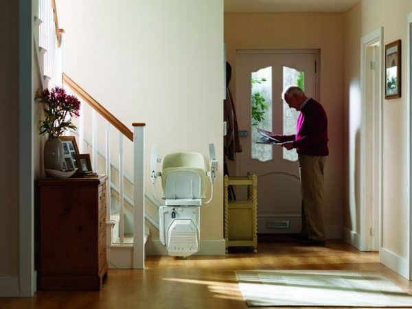 straight stairlifts St Helens