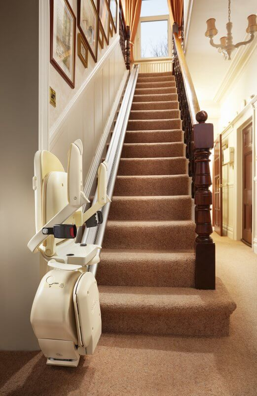 Lifts For Sale >> New Brooks/Acorn 130 Straight Stairlift | Multicare Stairlifts UK
