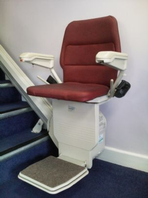 stairlifts Oswaldtwistle