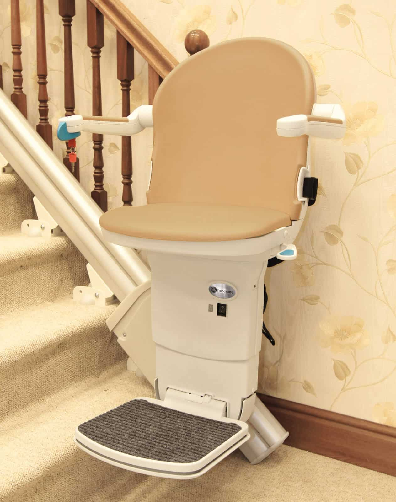 Handicare 1000 Xxl 31 5 Stone Multicare Stairlifts Uk
