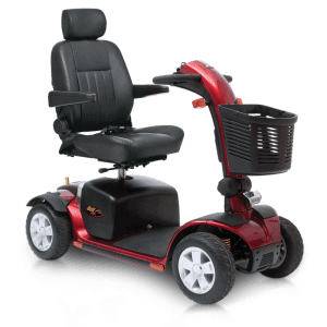 Colt Sport Mobility Scooter Red