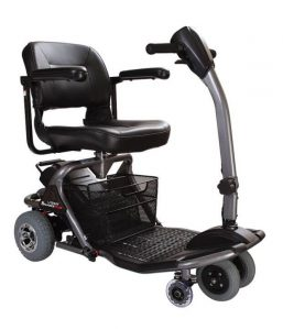 Multicare liteway mobility scooter