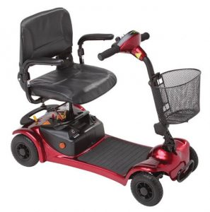ultralite 2 mobility scooter