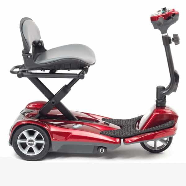 Multi Fold Electric Scooter