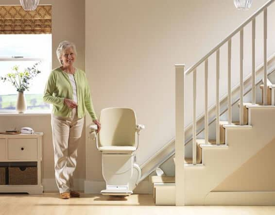 Stannah 600 Stairlift
