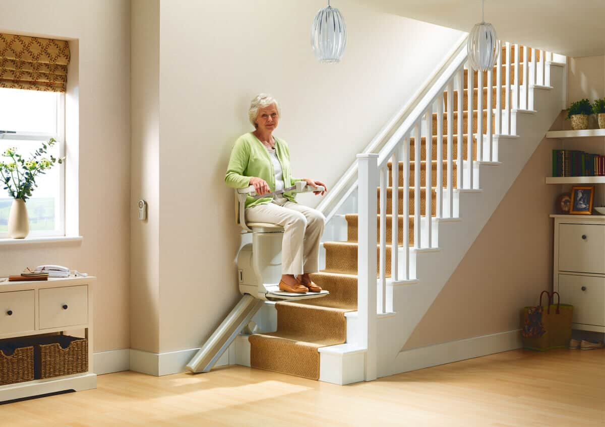 Straight Stairlifts Preston