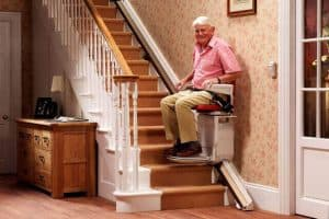 Straight stairlifts Bolton