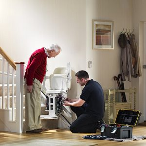 Stairlift servicing & repairs