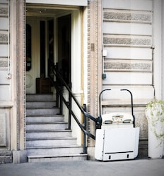 How do stairlifts work?