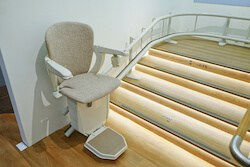 Is a stairlift noisy?